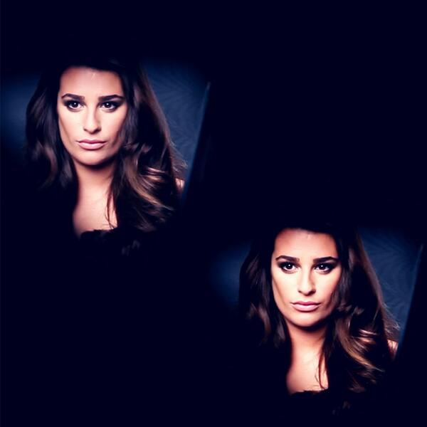 Double the @MsLeaMichele. Part 2 of @GleeonFox's 100th episode airs tonight. http://t.co/4fLYLrMDsd