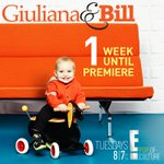 #BabyDuke is starting the countdown!! Brand new episodes of #GandB are coming to E! in exactly 1 week! @GiulianaBill http://t.co/Al10Ii4VZ4