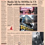 Just published: front page of the Financial Times UK edition Wed Mar 26 http://t.co/r08C0qBLeX