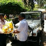 "You have good decision-making skills!! ""@NandanNilekani:Hi Anand looking forward to campaigning in my new Thar :)"
