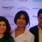 RT @NanhiKali: Thank you Chitrangada & Gemfields #ProjectBlossoming  for supporting girl child education @anandmahindra