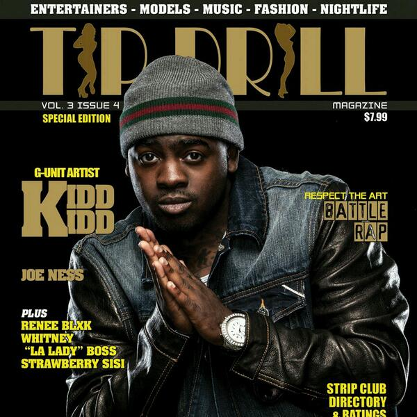 Y'all see the kid from the N.O. #9thWard read the exclusive interview. Holla at @ItsKiddKidd #RidaGang #reallionaire http://t.co/vrtq1A3qbZ