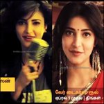 RT @ShrutiHaasan_FC: Rockstar or Traditional,Which look of the beautiful @shrutihaasan do u love the most from