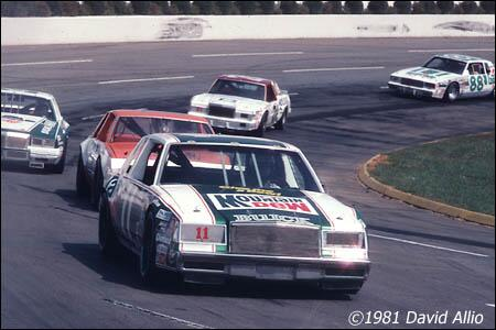 @AllWaltrip leads Tommy Houston, Harry Gant, Neil Bonnett and Ricky Rudd 1981 @MartinsvilleSwy http://t.co/wTxTZN0Qcd