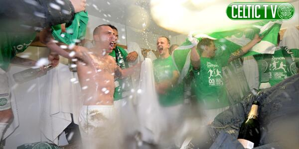 Bjr2irPCAAAxJgR The best pictures as Celtic win the SPL after a 5 1 win at Partick Thistle