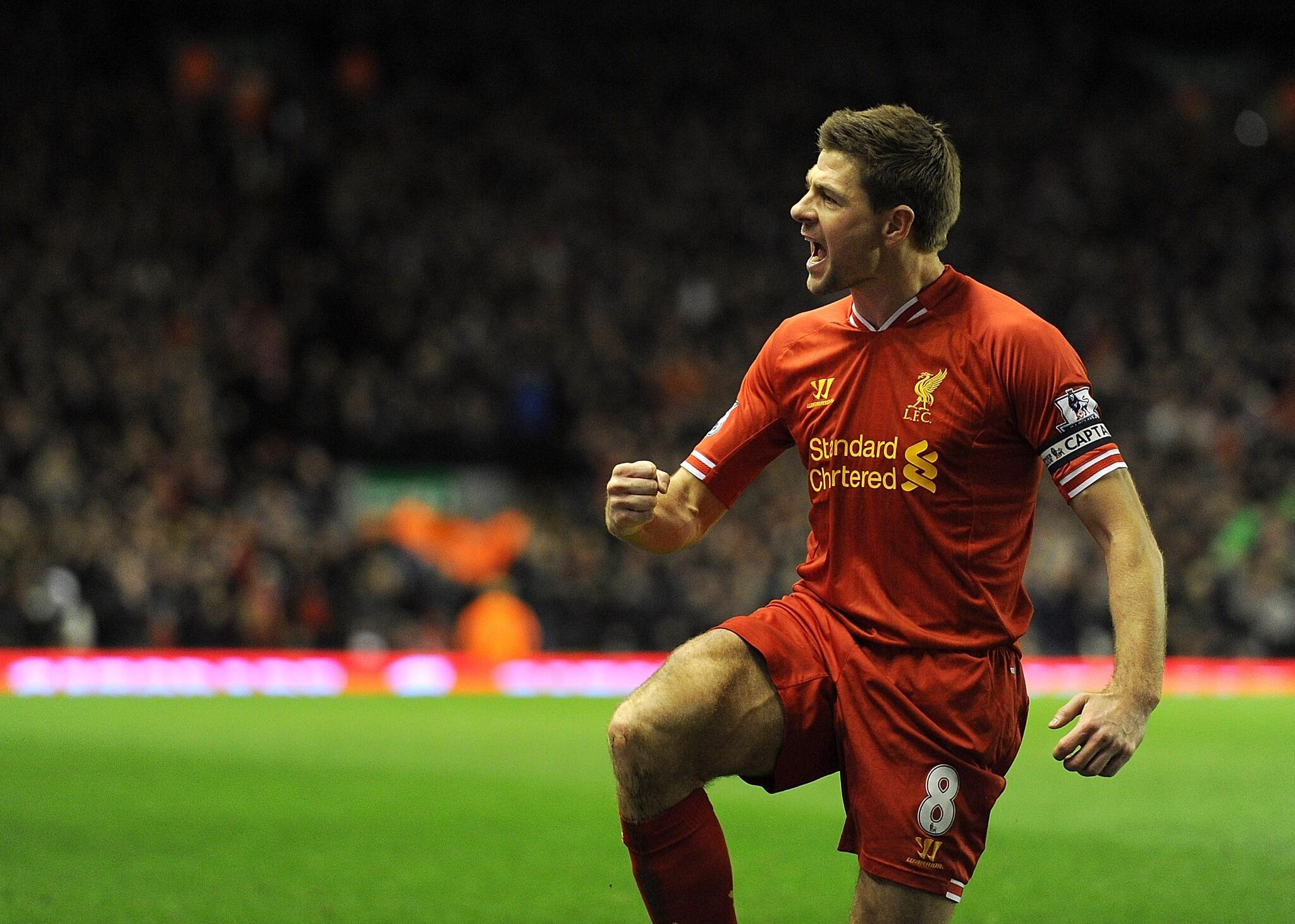 Retweet if Steven Gerrard was your #LFC Man of the Match against Sunderland… http://t.co/Iqb3Zh3LUq