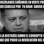 "¡RT MASIVO! que este tweet le llegue al timeline del ""Ladrón Mayor"" -► @dcabellor https://t.co/Tht83eWKxI"