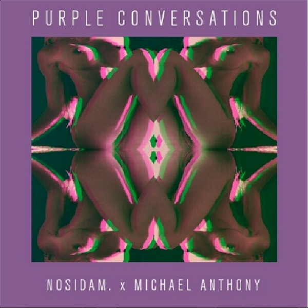 "my bros @Makinitclassic & @NosTheArtist dropped some tunes. ""Purple Conversations"" - https://t.co/Bo3exWnEeb http://t.co/EfD8x8dteN"