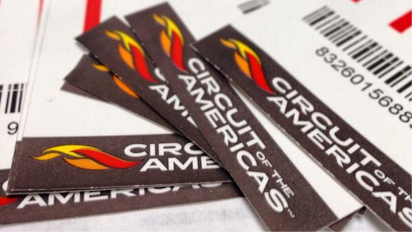 #MotoGP tickets are in hand! We're giving away Friday, Saturday, & Sunday tickets! RT for a chance to win. http://t.co/zZsVakWiyP