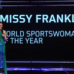 Congrats to @FranklinMissy on being named Laureus Sportswoman of the Yr & becoming 1st swimmer ever to do so #TeamUSA