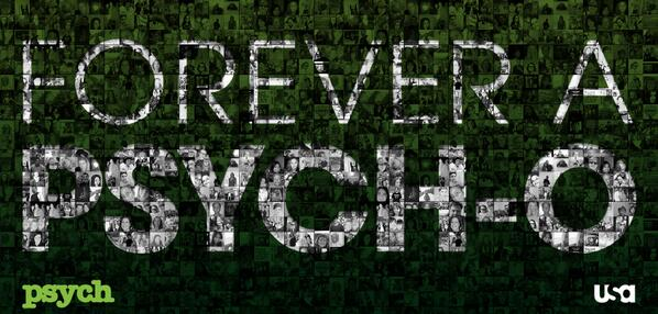 BEST. FANS. EVER. Thanks for 8 incredible seasons. #Psych http://t.co/bwmo0cSGot