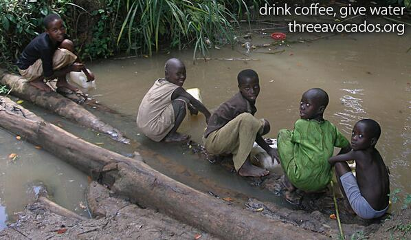 No one should have to drink water that looks like this! #water #uganda http://t.co/9MoOi8z4ag