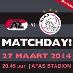 #MATCHDAY!! Bereikt #Ajax vanavond de finale van de KNVB Beker?! #azaja http://t.co/a6w1zczbQq