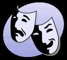 Hoy se celebra el Día Mundial del Teatro, saludamos a las escuelas teatrales de  #TrenqueLauquen | @jpripamonti http://t.co/QzQuRR93bx