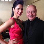 Always a delight to meet one and only Katrina. L'Oreal Paris Femina Women Awards 2014 :) http://t.co/drl7QkBw4G