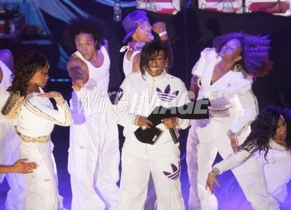 Rockin the stage with the incredible @MissyElliott !! I miss ya! http://t.co/OvqqoXCB3f