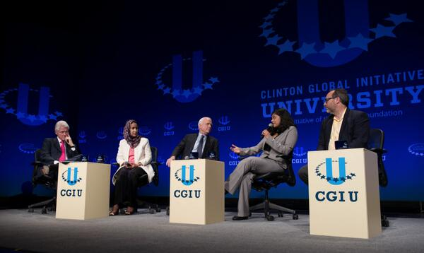 Watch video of the #CGIU 2014 Opening Plenary, The Age of Participation: http://t.co/RBiyhFDHeA http://t.co/DDILZmBZiK