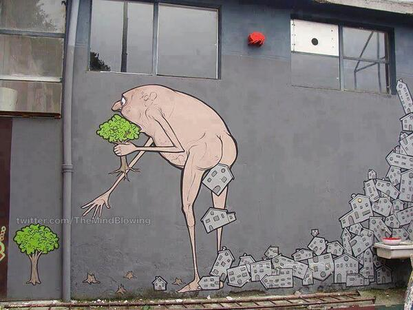 Awesome Street Art By NemO's in Milano. http://t.co/deqqYGsQLn