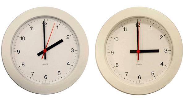 RECORDAD:  Hoy por la noche cambiamos la hora.   A las 2 am serán las 3 am: http://t.co/OelXac57VR  Avisados estáis. http://t.co/RZ5nvosQgk