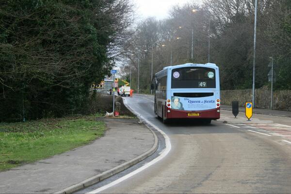 The A6106 has reopened. http://t.co/fM7uN7h5y8