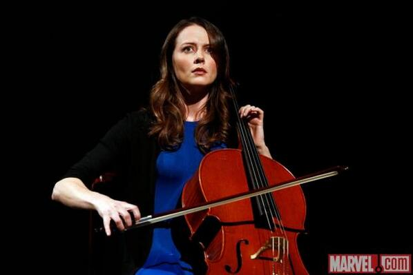 First look at Amy Acker in Marvel's Agents Of S.H.I.E.L.D. (Den of Geek) http://t.co/yf8vjBMZAv