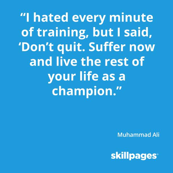 Don't quit. #quotes #muhammadali http://t.co/MmXYG0JQZl