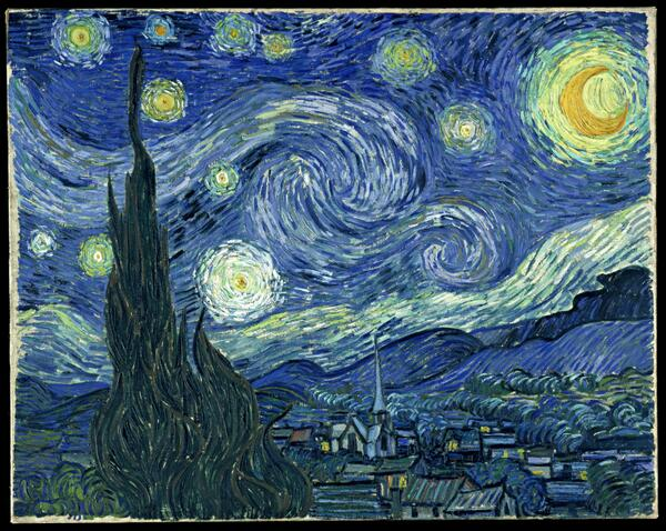 I dream my painting and I paint my dream. -Vincent van Gogh http://t.co/s2I4CJKnsl