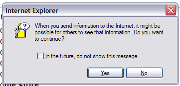 Clearly Internet Explorer was trying to warn us about the NSA. http://t.co/0X5hQC70SH
