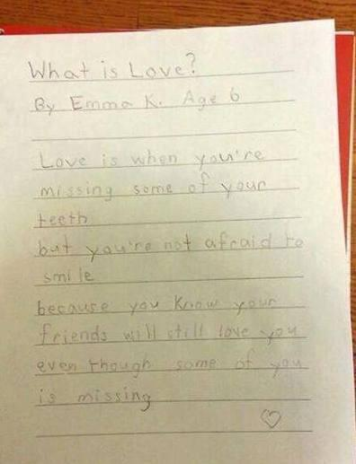 This is written by six year old! http://t.co/IxJpJfsHNz