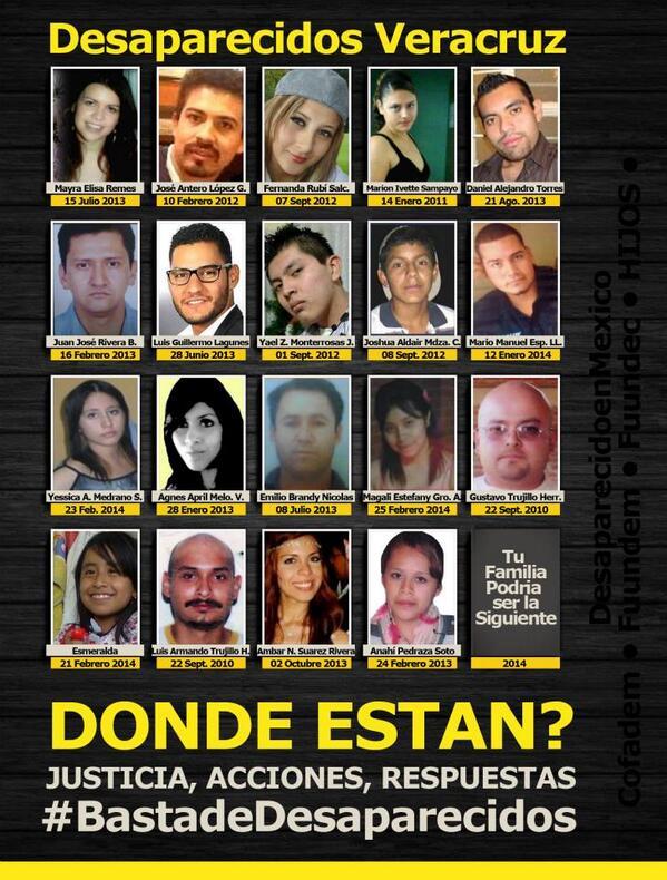 """@LaAlamedaMor: Que Aparezcan Sanos y Salvos sin Demora #DondeEstan #Desaparecidos http://t.co/CCnKnDCPWm #Xalapa "" #mtyfollow"