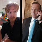 #Auspol #abbott, Phones a Phriend http://t.co/IsAJIorbUI #abc730