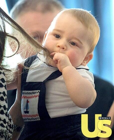 Who thinks Prince George is the cutest baby ever??!! :D #VoteTris http://t.co/6JyZBlsmr9