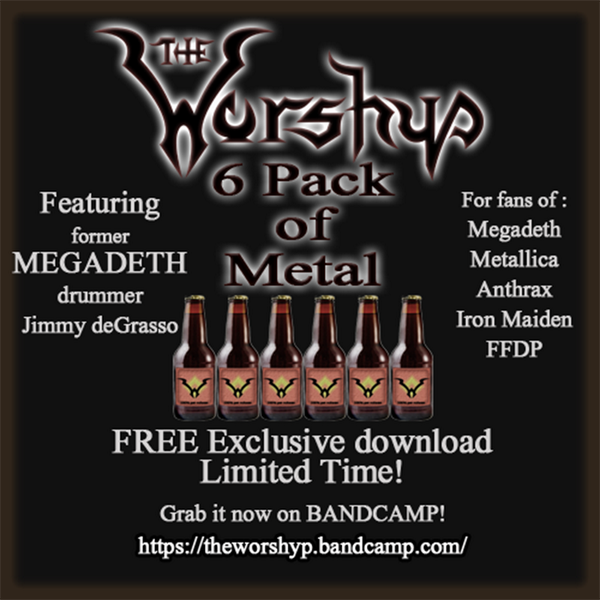 If you like bands like Megadeth & Metallica etc then you need this FREE album. Link - https://t.co/EAraA5x5yM http://t.co/0YgJ3kpWqI