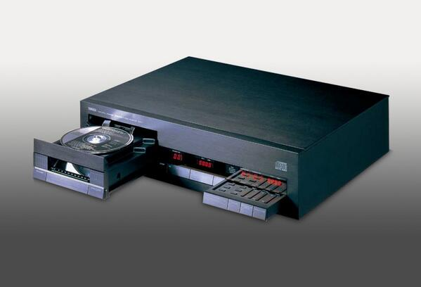 #ThrowbackThursday #tbt.  CD-1 - It debuted in 1981 @ $1,400.  When did you first buy a CD Player? First CD? http://t.co/3XpE1XecHh