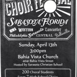 MSC Choir Festival 2014