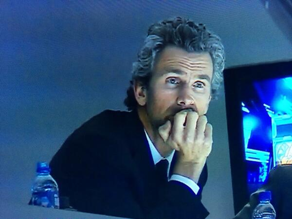 Trevor Linden appears to have aged aggressively in one period as president of the Canucks. http://t.co/Gj3xM9C0By