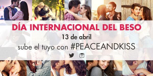 ¡Consigamos 10.000! Por cada beso Axe donará 1€ a @PeaceOneDay ¡Ayúdanos con #peaceandkiss! http://t.co/ko5RItueaF http://t.co/RxQOI9Wxm9