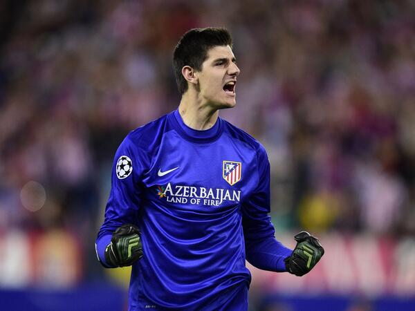 Bk7WqCDCEAAW0 S UEFA rule that Chelsea CANNOT forbid Atletico Madrids Thibaut Courtois to play if two sides meet