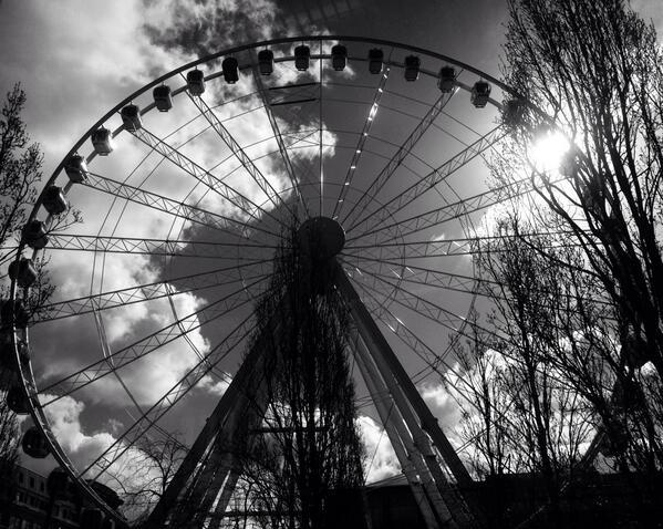 Wheel #manchester http://t.co/rsPHGPa1dZ