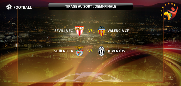Bk7xgwwCMAAAtYS The Champions League Semi final draw and Europa League Semi final draw in full [Pictures]