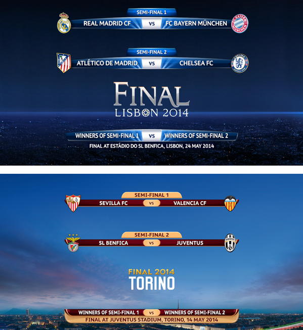 A reminder, in case you needed one, of both the #UCLdraw and #UELdraw: http://t.co/txzDceBTmV