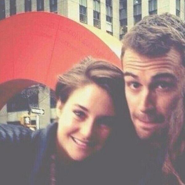How adorable they are? They are so ideal for each other! Literally the most normal and natural couple!#VoteTris http://t.co/ApmmOJtpmx