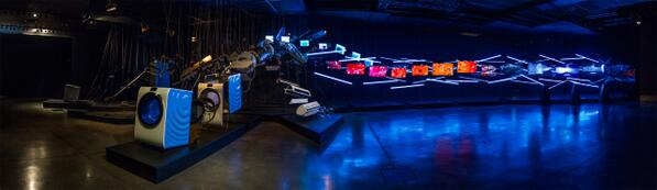 Our stunning Samsung Installation - Flows: Journey to the Future is live! #MilanDesignWeek http://t.co/0ob8r1uVZF http://t.co/m9PiYDaipK
