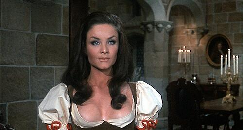 We're saddened to learn that Kate O'Mara, who starred in several Hammer films, has passed away at the age of 74 http://t.co/wzINoafjav