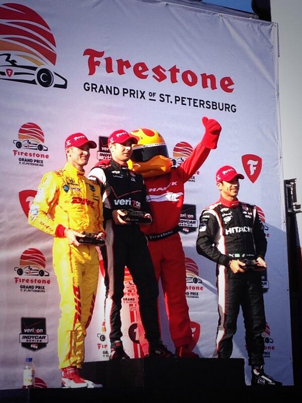 Here's your top three finishers! @12WillPower @RyanHunterReay @h3lio #Firehawk #FirestoneGP http://t.co/Wsni3QWrKc