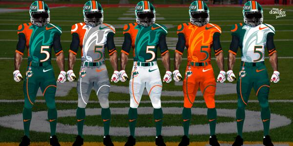 Coolest college football uniforms 2018