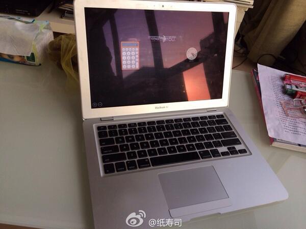转让自用13寸MacBook Air,Core 2 Duo处理器,2G DDR3内存,9400M 256MB显卡,系统升级到10.9,128GB固态,保养良好无明显划痕。机器电源。杭州2600面交,外地话顺丰。求RT http://t.co/0GV3coHaox