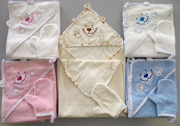Полотенце уголок для новорожденного своими руками - Stroisipplast.ru