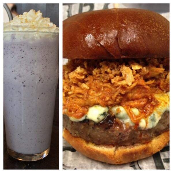 New specials Buffalo Burger & Blueberry Pie Shake. 4/1-4/30 #SmasherSpecial #Bspot @ETONChagrinBlvd @CrockerPark http://t.co/YMO7NzMpjq