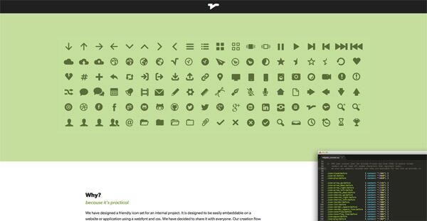 Icon fonts are really useful tools for web designers, here's a roundup of the best free sets: http://t.co/08fiWjj3yJ http://t.co/xYzmDzXTcB